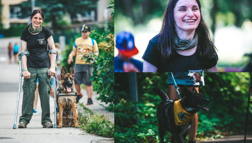 Lrytas. Pasiekto Lietuvos rekordo tikslas – surinkti lėšų šunims asistentams rengti